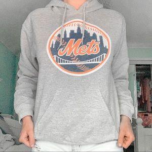 Tops - new york mets hoodie